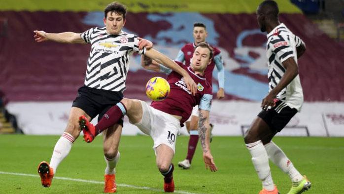 Trực tiếp MU vs Burnley. K+, K+PM trực tiếp bóng đá Ngoại hạng Anh
