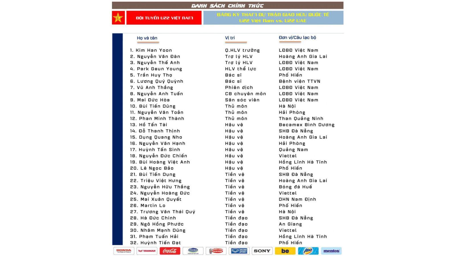 Lịch thi đấu U22 Việt Nam, truc tiep bong da, U22 Việt Nam đấu với U22 UAE, lịch thi đấu U22 Việt Nam vs U22 UAE, bóng đá trực tuyến, U22 VN vs U22 UAE, VTV6, VTC1, VTC3
