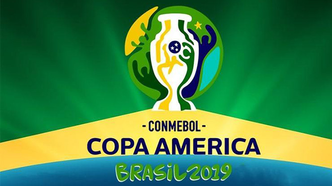 Lịch thi đấu Copa America. Trực tiếp bóng đá Copa America 2019