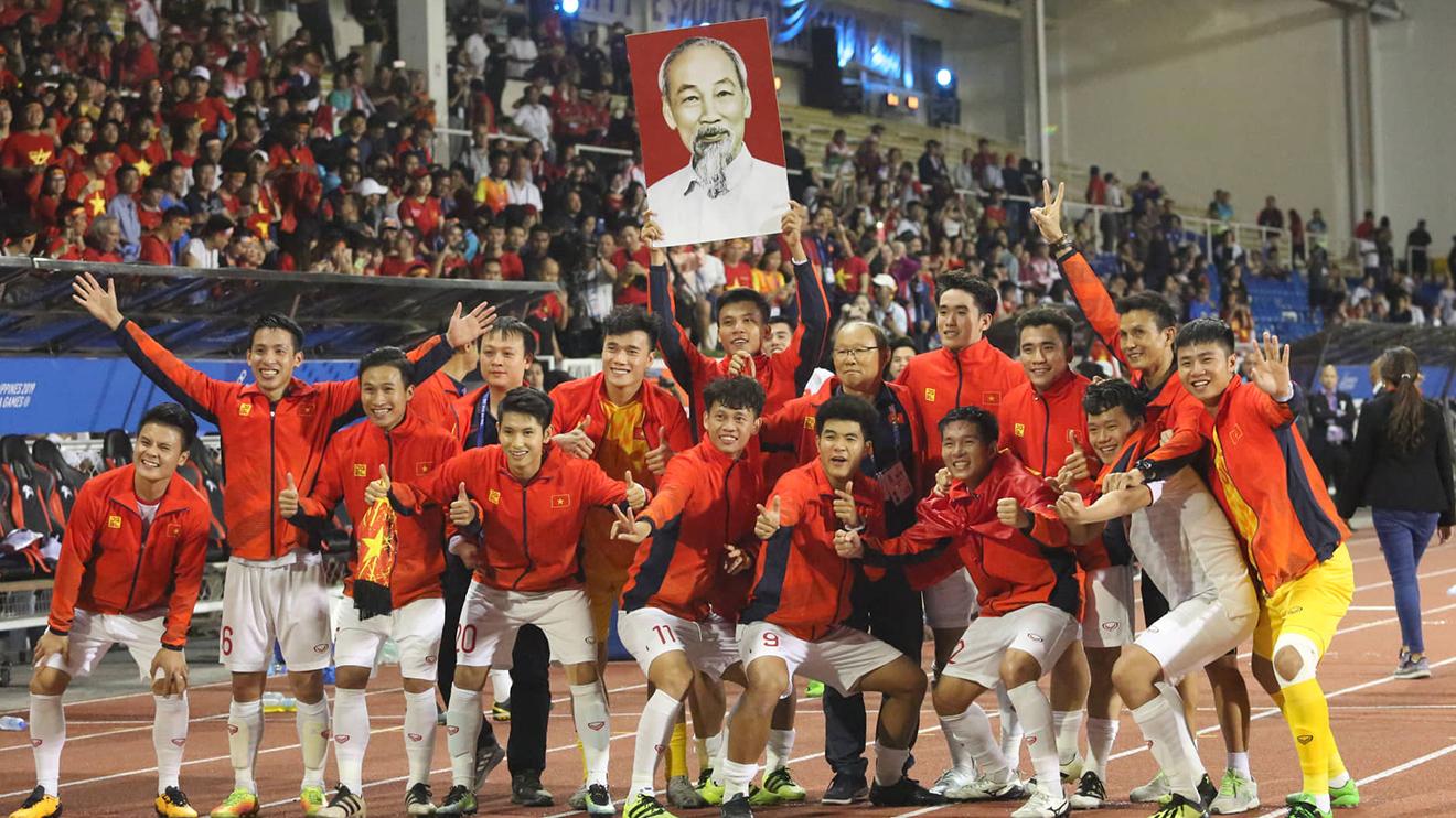 Kết thúc SEA Games 30, Việt Nam đứng thứ 2 bảng tổng sắp huy chương