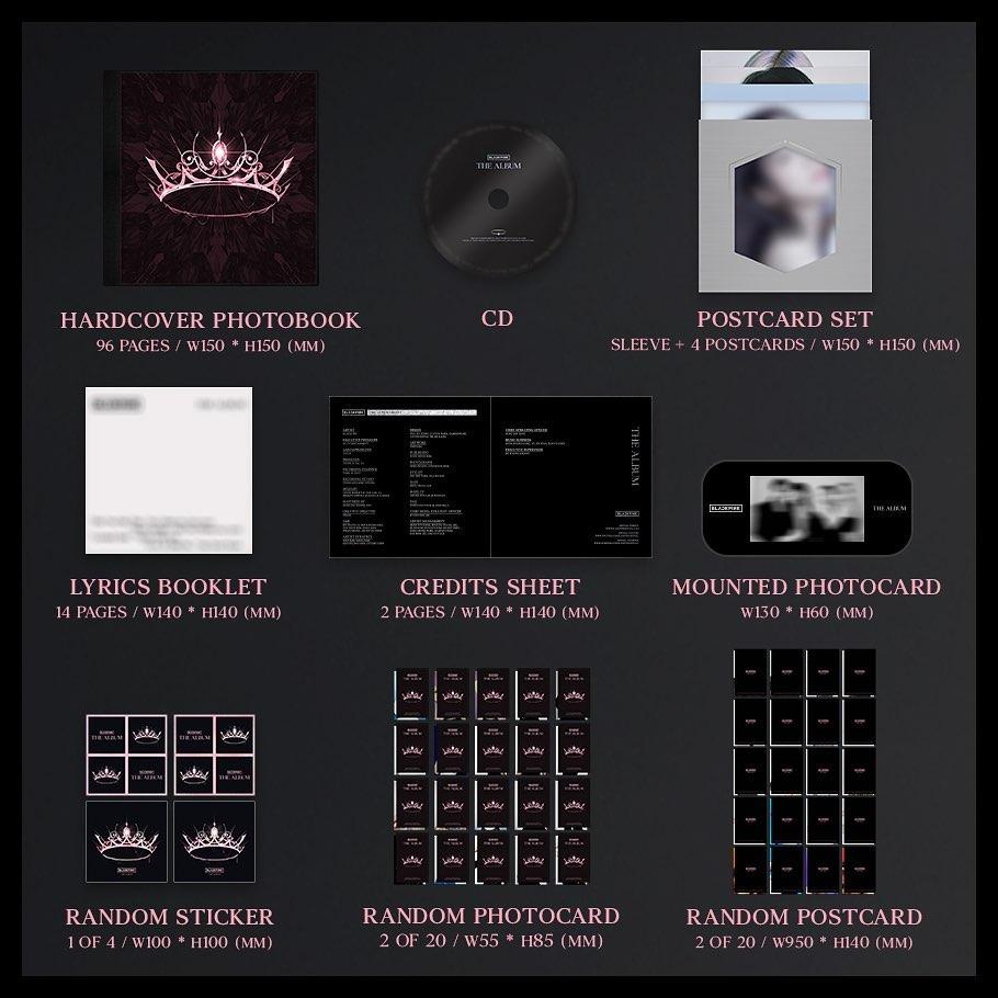 Blackpink, Ice Cream, Blackpink Ice Cream, MV Ice Cream, Ice Cream Blackpink, THE ALBUM, album mới, Blackpink tin tức, Blackpink thành viên