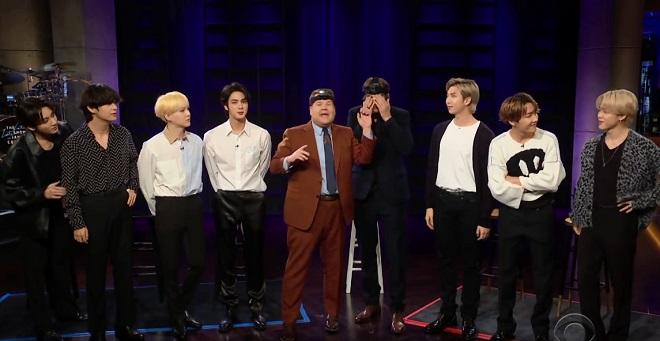 RM BTS, lật tẩy Karaoke Carpool, James Cordens, BTS Karaoke Carpool, BTS, BTS 2020