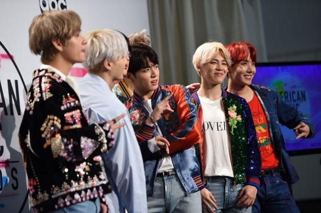 BTS, BTS tin tức, EXO, NCT, NCT 127, Blackpink, AMA, Âm nhạc Mỹ 2020