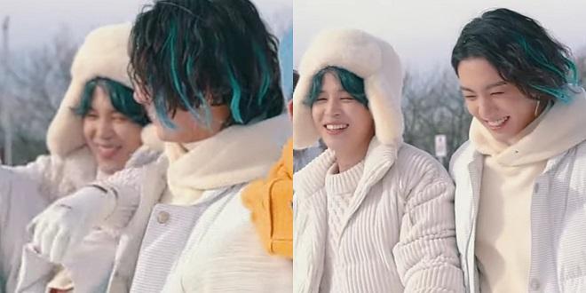 BTS, BTS tin tức, BTS thành viên, Kpop, Jimin, Jungkook, BTS Winter Package 2021, BTS Idol, Mullet