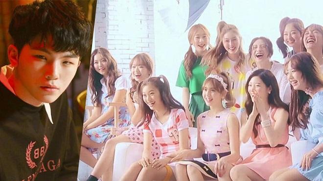 BTS, Suga, BTS tin tức, BTS thành viên, Kpop, IU, SHINee, Seventeen