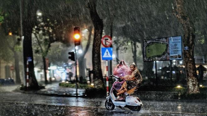 Dự báo thời tiết, Mưa to, mưa lớn, đêm 23/5, thời tiết hôm nay