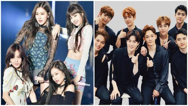BXH Gao Chart tháng 7: Vắng bóng BTS, Blackpink và EXO thắng áp đảo