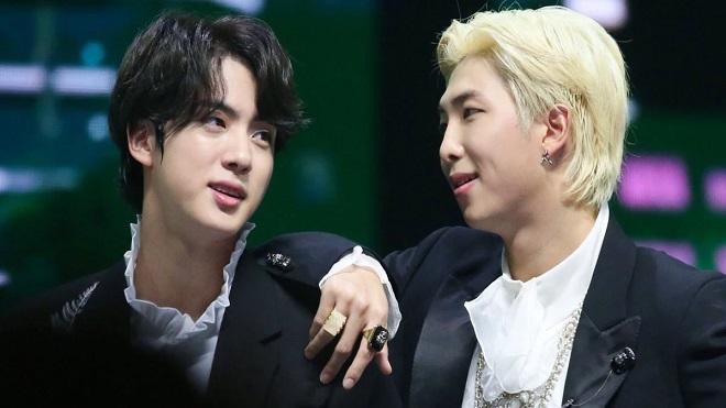 Đây là lý do Jin và RM BTS ghen tị với những người... 'không nổi tiếng'