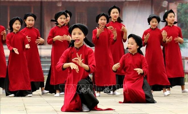 Hát Xoan, Hát Xoan Phú Thọ, UNESCO, Di sản văn hóa thế giới