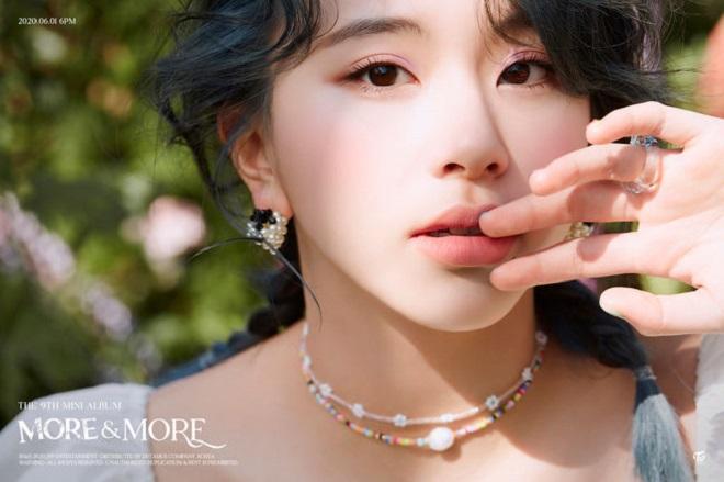 Twice, Twice phá kỷ lục, đặt trước album More & More, Twice comeback, &Twice 2019, album More & More, album thứ 9 của Twice, ONCE, cộng đồng fan Twice