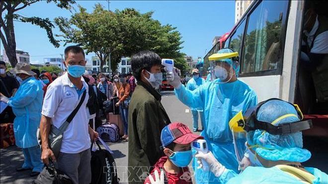 Từ 0 giờ ngày 7/9, khôi phục hoạt động vận tải hành khách đi và đến Đà Nẵng