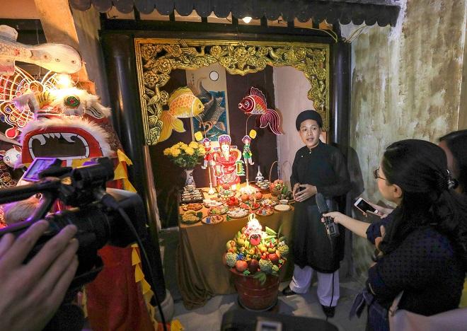 Hoạt động, Tết Trung thu, Hoàng thành Thăng Long, Hà Nội