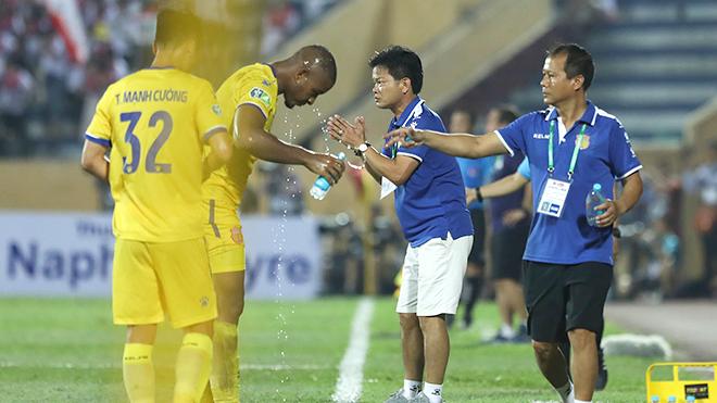 Trực tiếp bóng đá hôm nay: Nam Định vs TPHCM. BĐTV. VTV6. Bóng đá Việt Nam