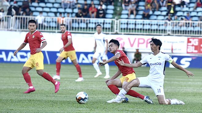 bóng đá Việt Nam, tin tức bóng đá, V League, chuyển nhượng V League, Quốc Long, Sài Gòn FC, Hà Nội FC, lịch thi đấu V League, bầu Hiển, kết quả bóng đá hôm nay