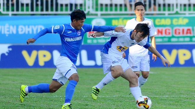 bóng đá Việt Nam, tin tức bóng đá, bong da, tin bong da, HAGL, Quang Hải, bầu Đức, Hà Nội FC, V League, chuyển nhượng V League, Phan Thanh Hậu