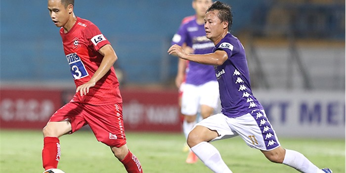 bóng đá Việt Nam, tin tức bóng đá, V-League, lịch thi đấu V-League vòng 3, BXH V-League, Hải Phòng vs Hà Nội, HAGL vs Bình Định, Than QN vs TPHCM