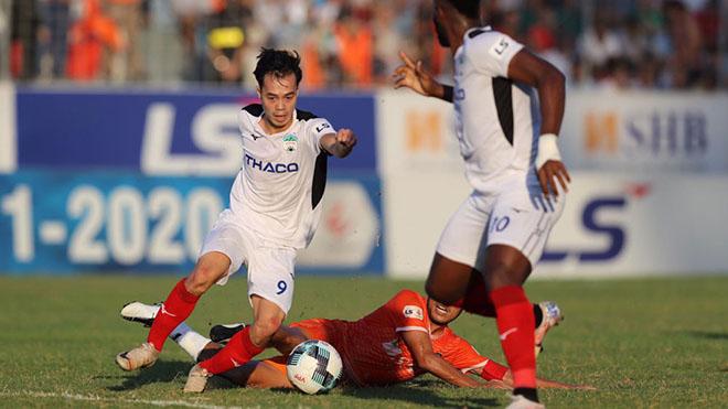 Bóng đá Việt Nam hôm nay: Chốt lịch thi đấu giai đoạn 2 V-League. TPHCM thua HAGL vì tâm lý kém