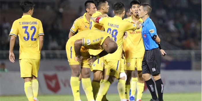 bóng đá Việt Nam, tin tức bóng đá, bong da, tin bong da, HLV Park Hang Seo, DTVN, V League, lịch thi đấu V League, BXH V League, Nam Định vs Hải Phòng, VFF