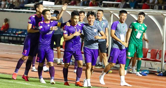 Sài Gòn vs Nam Định, Sài Gòn, Nam Định, trực tiếp Sài Gòn vs Nam Định, trực tiếp bóng đá, lịch thi đấu bóng đá hôm nay, V-League 2020