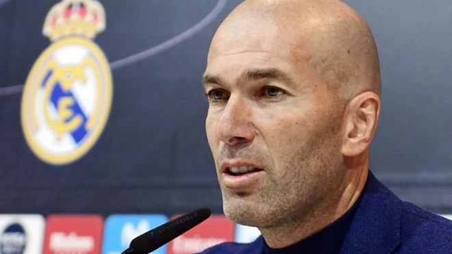 Cứ đợi xong World Cup, Real Madrid sẽ có nhiều HLV giỏi để chọn thay Zidane