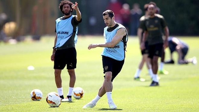 Arsenal: Mkhitaryan sốc vì không được dự chung kết Europa League