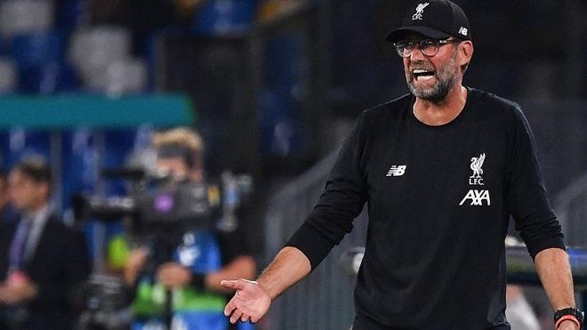 ket qua bong da, kết quả bóng đá, kết quả cúp C1, kết quả bóng đá C1, bong da, tin tuc bong da, kết quả Napoli vs Liverpool, Napoli 2-0 Liverpool, Liverpool, Klopp