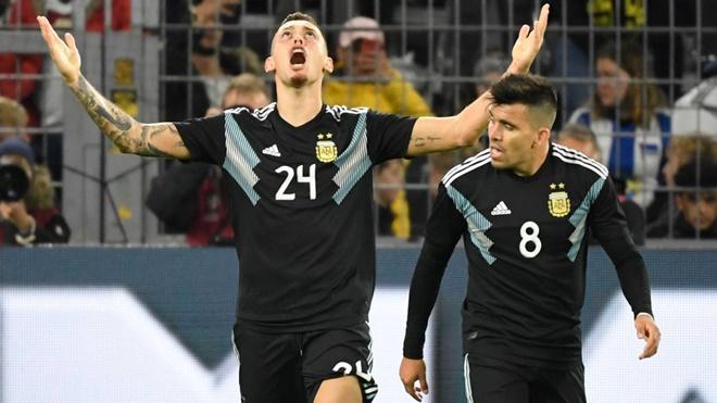 Ket qua bong da hom nay, ket qua bong da, kết quả bóng đá, Đức vs Argentina, video Đức 2-2 Argentina, Messi, Argentina lội ngược dòng trước Đức, Đức, Argentina, giao hữu