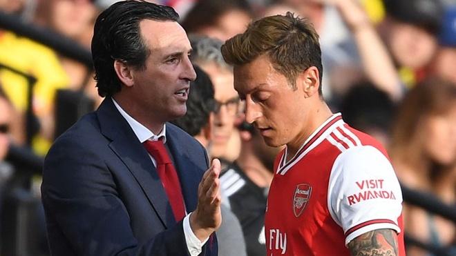 ket qua bong da hôm nay, kết quả bóng đá, truc tiep bong da hôm nay, trực tiếp bóng đá, lich thi dau bong da, Arsenal, Oezil, Arsenal vs Bournemouth, Emery