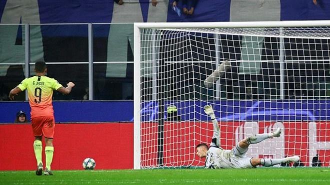 ket qua bong da hôm nay, kết quả bóng đá, ket qua bong da, kết quả Cúp C1, kết quả C1, Cúp C1, C1, Man City, kết quả Atalanta Man City, Jesus, Jesus đá hỏng 11m