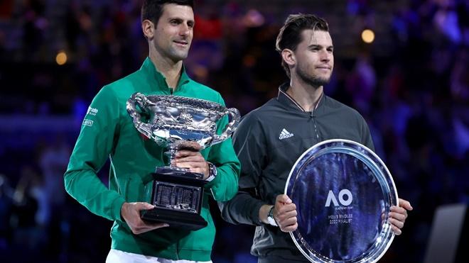 Djokovic vô địch Úc mở rộng 2020: Bản lĩnh nhà vô địch