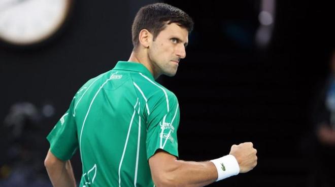 ket qua Uc 2020, kết quả úc mở rộng 2020, kết quả Federer vs Djokovic, Federer vs Djokovic, tennis, kết quả tennis, bán kết úc mở rộng 2020, quần vợt, Djokovic, Nole