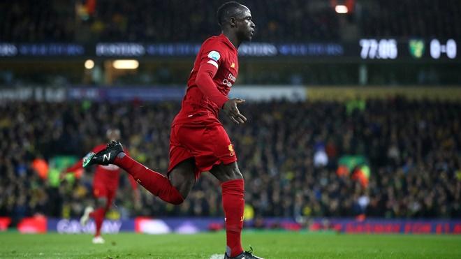 Ket qua bong da, Norwich vs Liverpool, video Norwich 0-1 Liverpool, kết quả bóng đá Anh, kết quả Ngoại hạng Anh, BXH Ngoại hạng Anh, Sadio Mane, bóng đá, bong da, kqbd