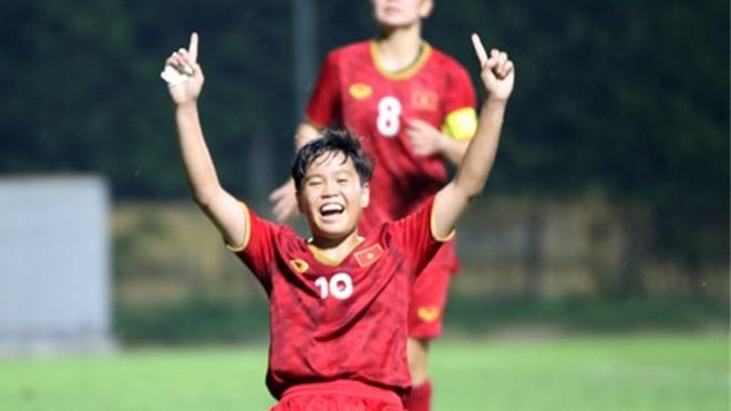 ket qua bong da hôm nay, kết quả vòng loại olympic, nữ việt nam, kết quả nữ việt nam vs myanmar, video nữ Việt Nam vs Myanmar, nữ Việt Nam đá play-off, bong da, bóng đá