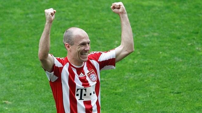 Tin tức bóng đá, Tin bóng đá, Bong da, Bong da hom nay, Robben chuẩn bị tái xuất, Robben, bóng đá, tin tuc bong da, bóng đá, Botafogo, Chelsea, Real Madrid, Bayern Munich