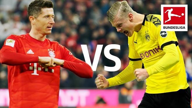 Trực tiếp bóng đá Borussia Dortmund vs Bayern Munich. Trực tiếp bóng đá Đức. Fox Sports