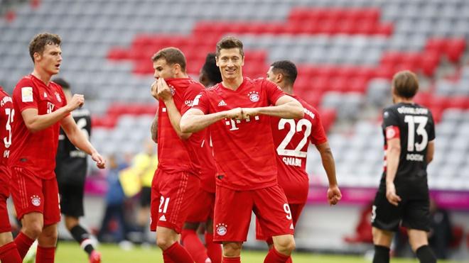 Kết quả bóng đá, Bayern vs Dusseldorf, Video Bayern 5-0 Dusseldorf, BXH Bundesliga, ket qua bong da, kết quả bóng đá Đức, kết quả Bundesliga, Lewandowski, Bayern Munich