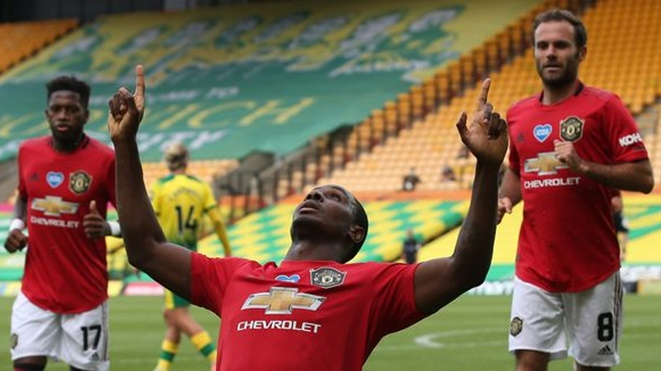 Ket qua bong da, kết quả bóng đá, Norwich vs MU, Harry Maguire, Odion Ighalo, Norwich 1-2 MU, video Norwich 1-2 MU, kết quả cúp FA, kết quả bóng đá hôm nay, bong da, kqbd