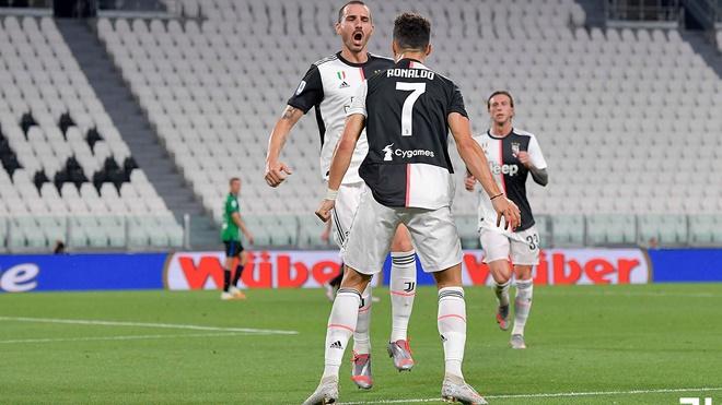 Ket qua bong da, Juventus vs Atalanta, Kết quả bóng đá Ý, Bảng xếp hạng bóng đá Ý, video clip Juventus 2-2 Atalanta, kết quả Serie A, Ronaldo lập cú đúp, Scudetto, Kqbd