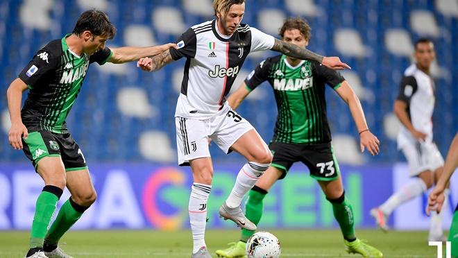 Kết quả bóng đá Ý vòng 33, BXH Serie A, Juve và Lazio cùng hòa, Atalanta lên nhì bảng, kết quả Serie A vòng 33, Bảng xếp hạng Serie A vòng 33, Sassuolo vs Juve, kqbd
