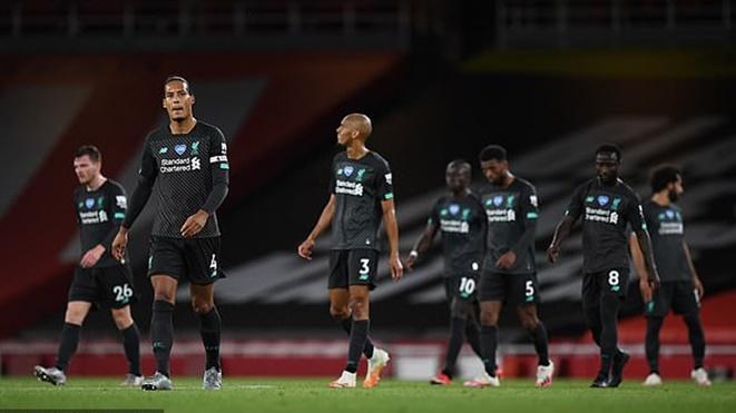 Ket qua bong da, Arsenal vs Liverpool, Van Dijk nhận lỗi, Klopp vẫn hài lòng, kết quả bóng đá Anh, kết quả Ngoại hạng Anh, Liverpool, Van Dijk, Klopp, BXH bóng đá Anh