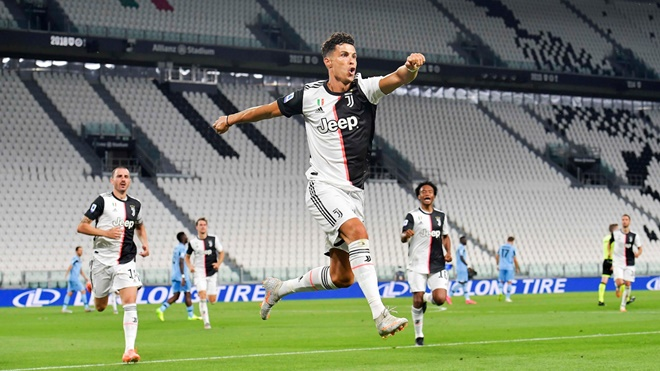 Ronaldo. CR7. Ket qua bong da. Juventus vs Lazio. Kết quả Serie A. Bảng xếp hạng bóng đá Ý. Kết quả bóng đá. Juventus 2-1 Lazio. Video Juventus 2-1 Lazio. BXH Serie A.