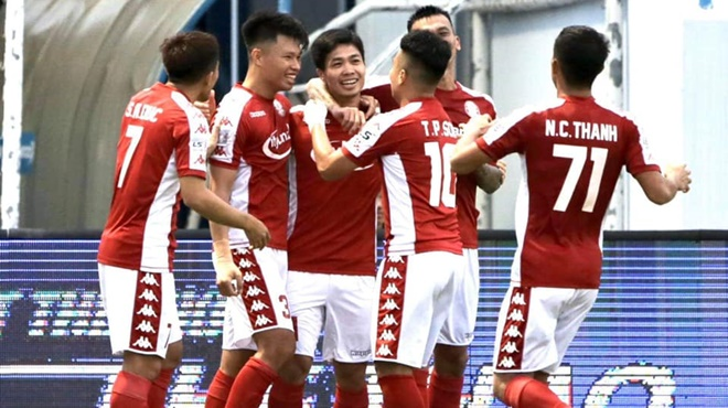 Bảng xếp hạng V-League, Ket qua bong da, Quảng Ninh 0-3 TPHCM, Kết quả Bóng đá Việt Nam, Kết quả TPHCM đấu với Than Quảng Ninh, TP.HCM, Công Phượng, BXH bóng đá Vleague