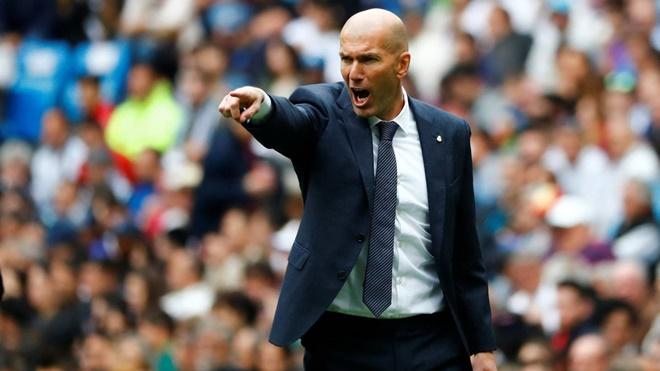 Cuộc đua vô địch Liga: Phép màu của Zidane không cho Barca cơ hội