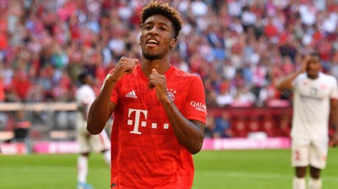 MU, Chuyển nhượng MU, MU không mua Sancho, MU mua Kingsley Coman, Bayern Munich, Chuyển nhượng, Chuyển nhượng bóng đá, Jadon Sancho, Kingsley Coman, Tin chuyển nhượng