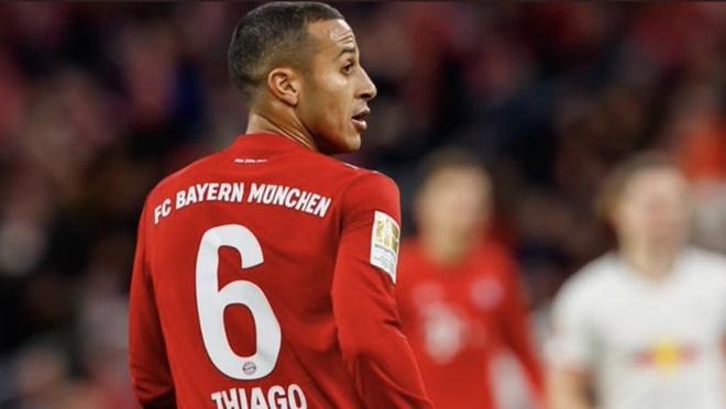 Bayern Munich vô địch cúp C1: Cuộc chia tay đỉnh cao của Thiago Alcantara