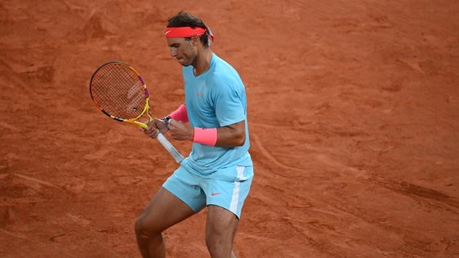 Nadal vô địch Roland Garros 2020. Kết quả chung kết Roland Garros. Kết quả Nadal đấu Djokovic. Nadal vô địch. Nadal 3-0 Djokovic. Kết quả chung kết Pháp mở rộng