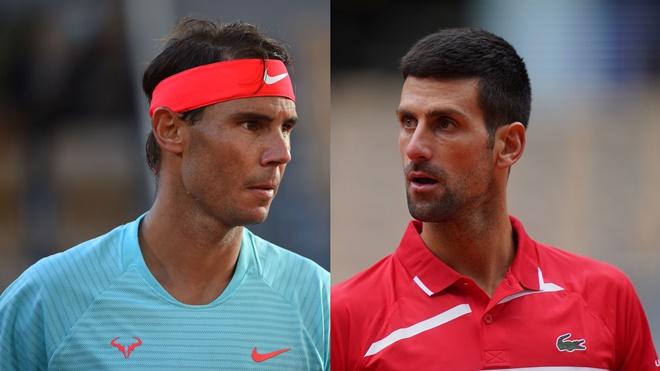 Trực tiếp Djokovic vs Ndal, TTTV, Trực tiếp tennis chung kết Roland Garros 2020, trực tiếp chung kết Pháp mở rộng, trực tiếp Nadal đấu với Djokovic, trực tiếp quần vợt