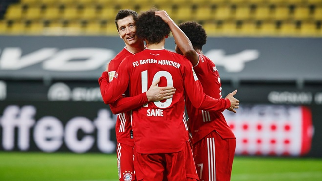 Ket qua bong da, Dortmund vs Bayern, Kết quả Bundesliga, BXH Bundesliga, Kqbd, kết quả Dortmund vs Bayern, video bàn thắng Dortmund vs Bayern, Bayern đấu với Dortmund