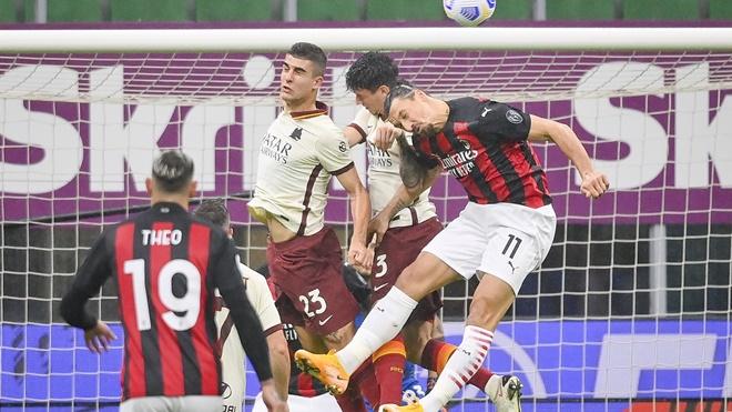 Ket qua bong da, Milan vs Roma, Kết quả Serie A, Bảng xếp hạng Serie A, Ibrahimovic lập cú đúp, kết quả bóng đá Ý, kết quả Milan vs Roma, kết quả Milan đấu với Roma, kqbd