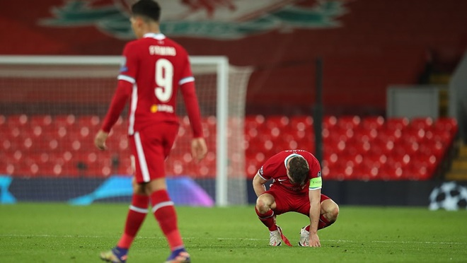 Liverpool, tin bong da Liverpool, cúp C1, Liverpool 0-2 Atalanta, liverpool gặp khó ở C1, Juergen Klopp, kết quả bóng đá, video clip liverpool 0-2 Atalanta, kết quả Liver